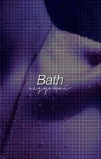 Bath [OS] | Taehyung by Aegyokai