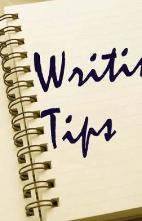 My Tips On Writing by gluten_free