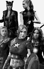 Ma Vie Avant D'être une Young Avengers by une_rxveuse