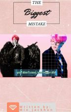 Jimin~biggest Mistake (complete) by min_jackhun