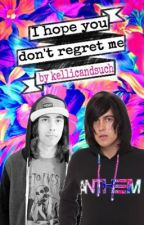 I Hope You Don't Regret Me (sequel to Bedless) | kellic (boyxboy) by kellicandsuch