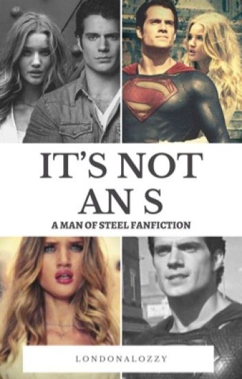 It's not an S // Superman