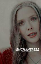 ENCHANTRESS ⇋ K.PARKER by -sherlockspeare