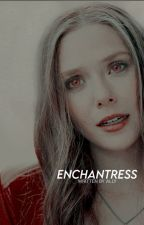 ENCHANTRESS ▹ K.PARKER by selcouthsoul