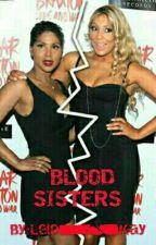 Blood Sisters  by Lelo_Kay