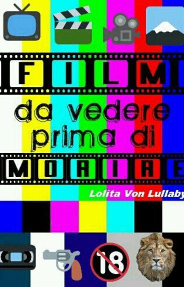 »Film da vedere prima di morire«