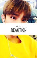 Kpop Reaction by Kpoptwofangirl