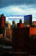 La heredera (logan henderson y yo) by deisvillegas