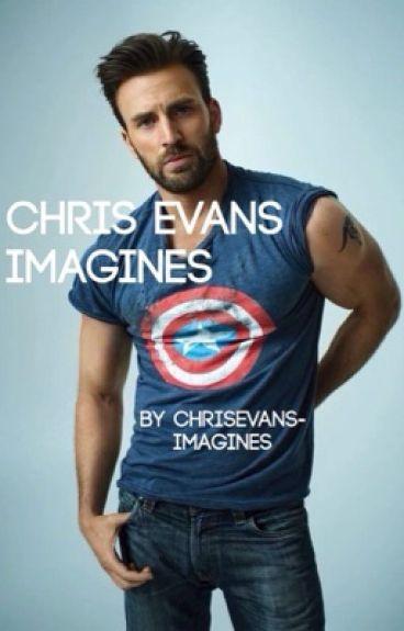 Chris Evans Imagines / Steve Rogers Imagines