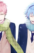 Noiz x Aoba fanfiction  by HannahMai2000