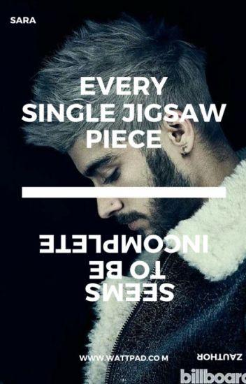 Every Single Jigsaw Piece (Ziam Au) (boyxboy)