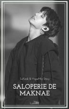 Saloperie de Maknae by Lyuushi