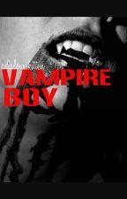 Vampire Boy  by adialoveskitten