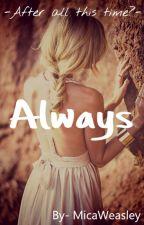 Always. Fred Weasley y tu #PLA2017 by Weasley_Mica