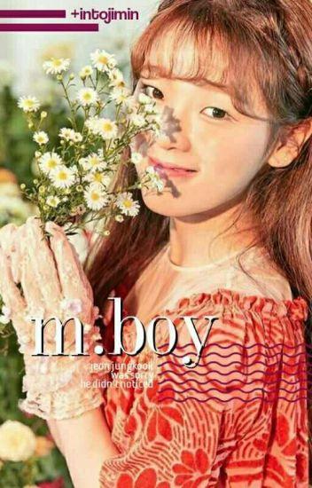 Jikook ¤¤ M. Boy