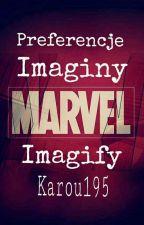 Marvel - Preferencje i Imaginy  by Karou195