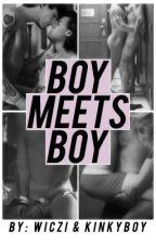 Boy Meets Boy / l.s by kinkyboyxboy