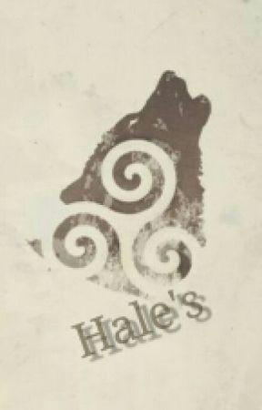 Teen Wolf - Hale's  by Naaholanda