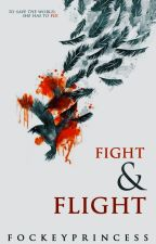 Fight and Flight by fockeyprincess