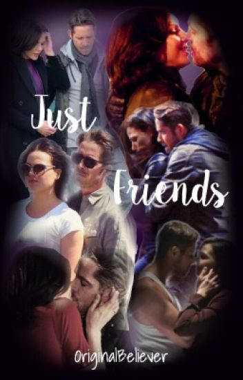 Just Friends (#Wattys2016)