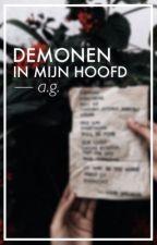 demonen in mijn hoofd. by MevrouwDeAardappel