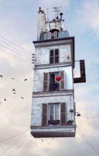 Trash by levitation-