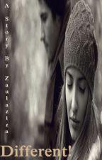 Different! by zaulaziza