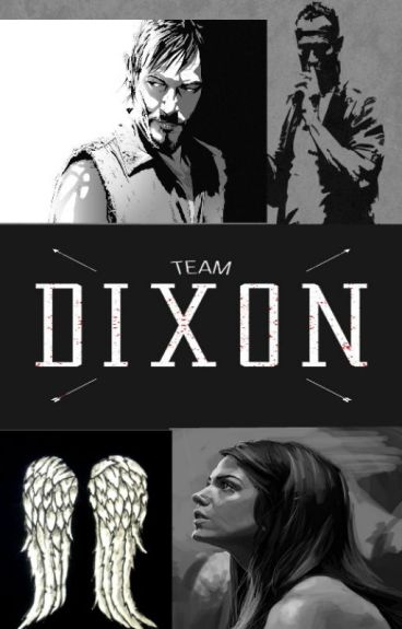 Team Dixon. The Walking Dead.
