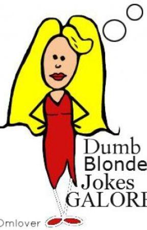 Dumb blonde test on paper, sexy milf picks