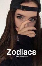 5SOS Zodiacs  by memoriescalum