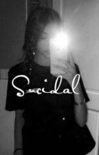 Suicidal w/S.M. by idkzps
