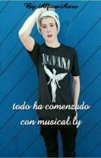 Todo Ha Comenzado Con Musical.ly (Jaden Bojsen Y Tu) by AlfoonArcee