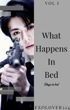 What Happens In Bed Stays In Bed (KAIHUN SEKAI) by ExoLover324