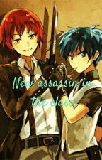 New assassin in the class by KieraWebb