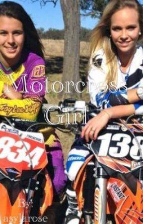 Motorcross Girl by asylarose