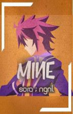 MINE | sora ; no game no life by jouleianne