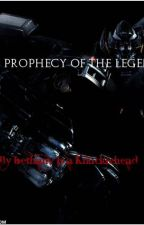 The Prophecy Of The Legends by Theguardian14