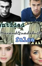 Personajes de Identidad Falsa by guadalu123