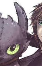 El chico entrena dragones by liannaev