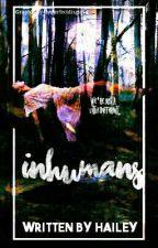 Inhumans  by karadanvers_