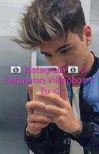 Instagram  ▷ Sebastian Villalobos Y Tu ◁ [EN EDICIÓN] by FloorchiC