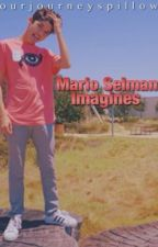 Mario Selman Imagines by multipillow
