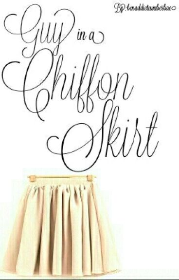 Guy in a Chiffon Skirt《Brallon》