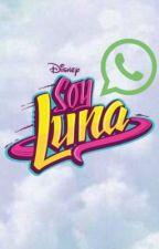Whaa Soy Luna by marifergmzrdz