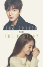 The Boyish Meets The  Playboy by francin_jessica
