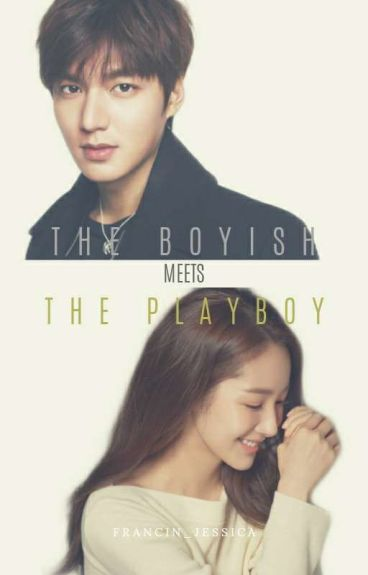 The Boyish Meets The  Playboy