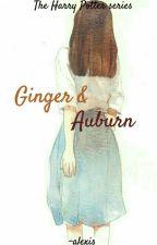 Ginger & Auburn •Fred Weasley•  by _lexigreene
