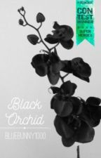 Black Orchid by bluebunny1000