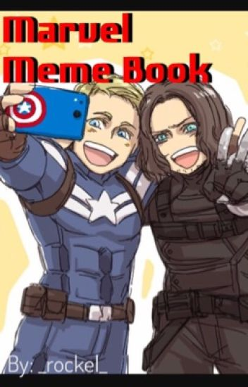 Marvel Meme Book