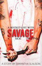 Savage by samgucciardo